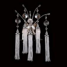 Бра Crystal Lux Ethno AP2 Crystal