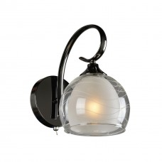 Бра IDLamp Merinella 877/1A-Darkchrome