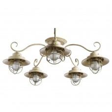 Потолочная люстра Arte Lamp 6 A4579PL-5WG