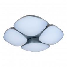 Потолочная светодиодная люстра IDLamp Primula 307/4PF-LEDSilver