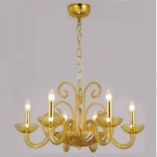 Подвесная люстра Crystal Lux Aelita SP6 Gold