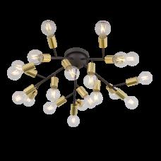 Потолочная светодиодная люстра ST Luce Foglione SL437.402.20