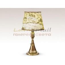 Настольная лампа CREMASCO 0527/1LA