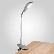 Настольная лампа Eurosvet Smart 90198/1 серебристый