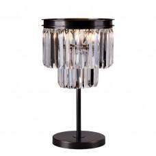 Настольная лампа Newport 31101/T black+gold