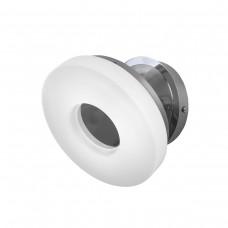Светодиодный спот IDLamp Frittelle 107/1A-LEDWhitechrome