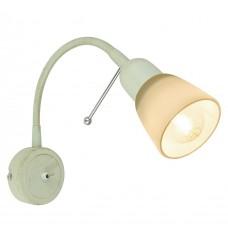 Спот Arte Lamp Lettura A7009AP-1WG