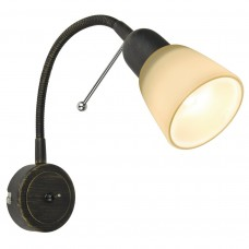 Спот Arte Lamp Lettura A7009AP-1BR