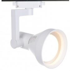 Трековый светильник Arte Lamp Track Lights A5109PL-1WH