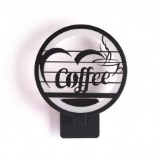 Настенный светодиодный светильник Odeon Light Wallpic 3842/15WL