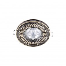 Встраиваемый светильник Maytoni Metal DL301-2-01-BS