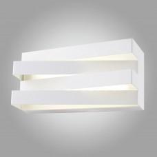 Настенный светодиодный светильник Eurosvet Stair 40137/1 белый