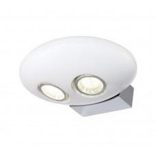 Настенный светильник Crystal Lux Ufo AP2 Bianco