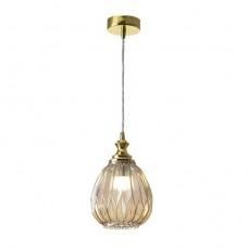 Подвесной светильник Newport 6142/S Gold без плафона