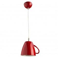 Подвесной светильник Arte Lamp Cafeteria A6605SP-1RD