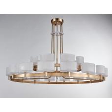 Подвесной светильник Newport 4338+16/C gold
