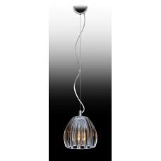 Подвесной светильник Crystal Lux Oxa SP1 Transparent