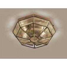 Потолочный светильник CREMASCO 1024/2PL-BR.SM