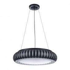 Подвесной светодиодный светильник Freya Assanta FR6159-PL-24W-B