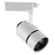 Трековый светодиодный светильник Arte Lamp Track Lights A2450PL-1WH