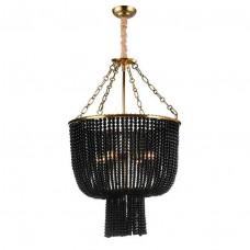 Подвесной светильник Newport 3136/S Brass/Black