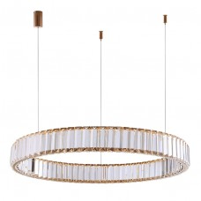 Подвесной светодиодный светильник Newport 15852/S gold