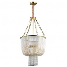 Подвесной светильник Newport 3136/S Brass/White