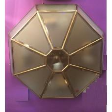 Потолочный светильник CREMASCO 1025/4PL-BR.SM