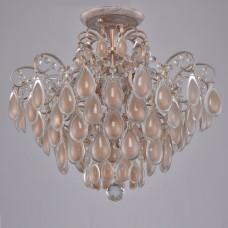 Светильник потолочный Crystal Lux SEVILIA PL4 GOLD