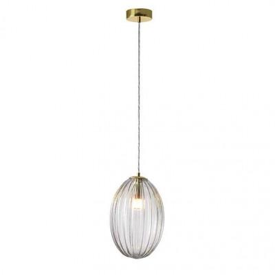 Подвесной светильник Newport 6144/S Gold без плафона
