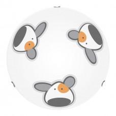 Настенно-потолочный светодиодный светильник Britop Doggy 4584102