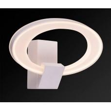 Настенный светодиодный светильник IDLamp Arien 400/1A-LEDWhitechrome