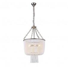 Подвесной светильник Newport 3136/S Nickel/White