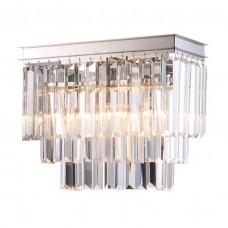 Настенный светильник Newport 31102/A Nickel