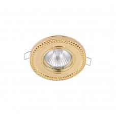 Встраиваемый светильник Maytoni Metal DL302-2-01-G