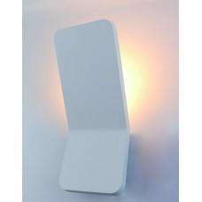 Настенный светодиодный светильник Arte Lamp Scorcio A8053AL-1WH
