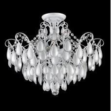 Светильник потолочный Crystal Lux SEVILIA PL6 SILVER