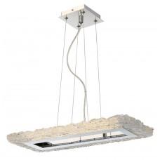 Подвесной светодиодный светильник Crystal Lux Alto SP L57 Chrome