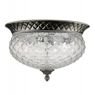 Потолочный светильник Crystal Lux Hola PL4 Antique Bronze