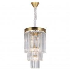 Подвесной светильник Newport 31110/S brass