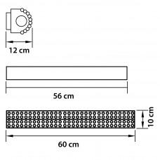 Настенный светильник Osgona Monile 704654