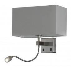Настенный светильник Crystal Lux JEWEL AP2 GR