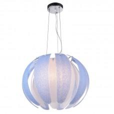 Подвесной светильник IDLamp Silvana 248/1-Blue