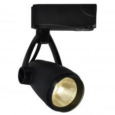 Трековый светодиодный светильник Arte Lamp Track Lights A5910PL-1BK