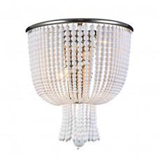 Настенный светильник Newport 3132/A Nickel/White