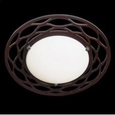 Потолочный светильник Eurosvet 2862/3 хром/венге
