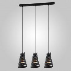 Подвесной светильник Eurosvet Storm 50058/3 черный