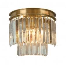 Настенный светильник Newport 31101/A Brass