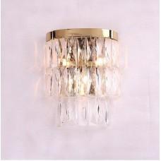Настенный светильник Newport 10123/A gold