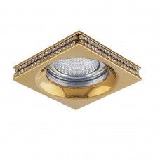 Встраиваемый светильник Crystal Lux Spots 102.2